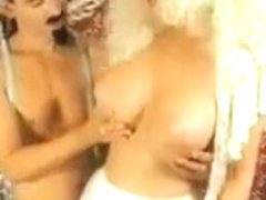 Incredible vintage adult movie from the Golden Era