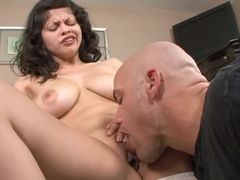 Evie Delatosso & Derrick Pierce in Latina Dultery