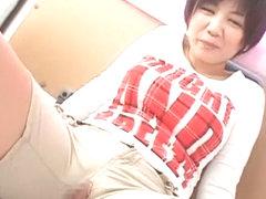 Horny Japanese model Meguru Kosaka in Hottest Big Tits, Dildos/Toys JAV movie