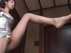 Kurea Hasumi in Kurea Giving Cabin Pleasures - EritoAvStars