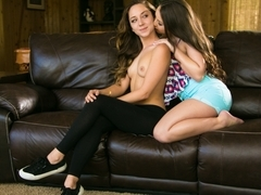Lola Foxx, Remy LaCroix in Mountain Estate Scene