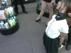 Pretty Little Fuck Doll Riley Reids Public Disgrace