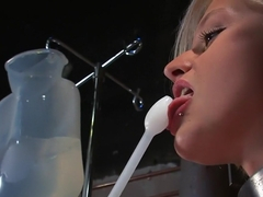 Exotic fetish, anal adult scene with horny pornstar Lacey Jane from Everythingbutt