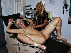 FetishNetwork Video: Nurse Bondage