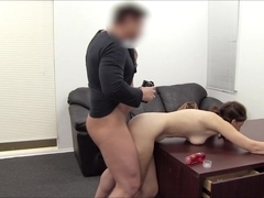 ###r Cassidy has to resort to anal sex to salvage her not going so well life No job means porn time