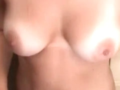Huge load of cum on my pretty face