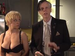 Hottest fetish, latina sex clip with best pornstar from Kinkuniversity