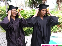 Layla London And Nicole Bexley in Graduation