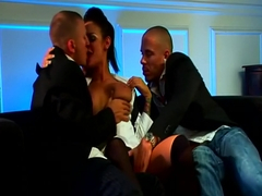 Best pornstar Angelina Valentine in exotic brunette, cumshots xxx scene