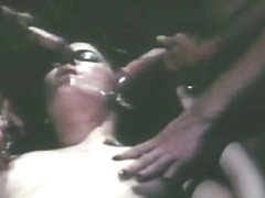 Crazy lesbian vintage video with Wade Nichols and Jamie Blume