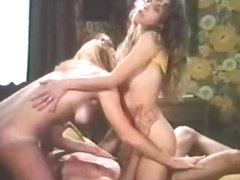 Exotic clip vintage video with Jourdan Alexander and Johnny Hardin
