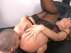 Julia Ann & Mick Blue in Naughty Office