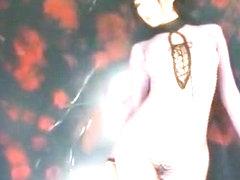 Horny Japanese whore Nana Ogura in Fabulous Lingerie, Fishnet JAV scene