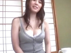 Fabulous Japanese girl in Best Wife, Masturbation/Onanii JAV movie