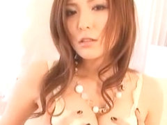 Incredible Japanese slut Yuna Shiina in Crazy Handjobs, Solo Girl JAV movie