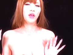 Incredible Japanese chick Anna Anjou in Fabulous JAV censored Solo Girl, Small Tits movie