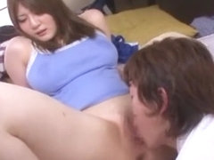 Best Japanese whore Momoka Nishina in Amazing Cunnilingus JAV scene