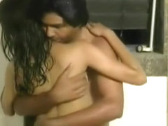 cute soapy indian teen fucked