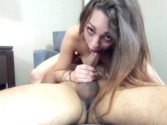 Jade Nile in Just Learned To Deepthroat