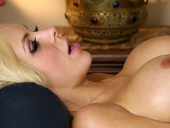 Hottest pornstars Nina Elle, Ryan McLane in Amazing Big Tits, Tattoos porn clip