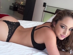 Incredible pornstar Remy LaCroix in hottest small tits, blowjob adult video