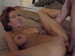 Dane Cross gets seduced by Veronica Avluv
