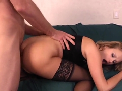 Brutal forced fuck of cute Heather Starlet!