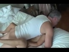 Asian twink bb fucked by two daddies