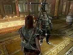 Perils of escaped Skyrim slavegirl 05