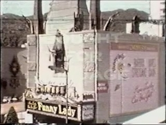 Vintage BDSM film of hot slaves getting spanked