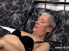 Horny pornstar in Best HD, Mature xxx clip