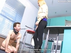 Russian-Mistress Video: Crystal