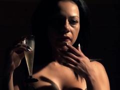Incredible pornstar Lara Tinelli in Best Solo Girl, Latina xxx clip