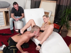 Exotic pornstar in Hottest Bisexual, HD xxx clip