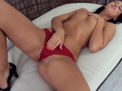 Olivia Hot - Her Fingers Know All the Right Spots