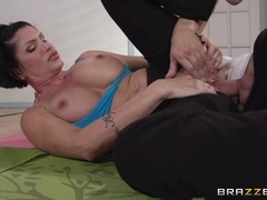 Milfs Like it Big: Shay Fox's First Anal. Shay Fox, Keiran Lee