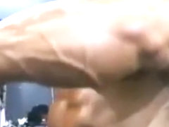 Huge vascular pumping Bodybuilders!
