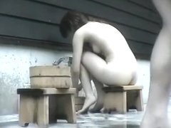 Public Japanese Showers
