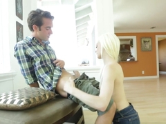 Best pornstars Elsa Jean, Logan Pierce in Horny Small Tits, Blowjob sex scene