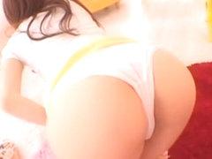 Amazing Japanese model Akina Motoi in Crazy Censored, Dildos/Toys JAV clip