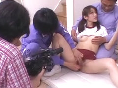 Hottest Japanese girl Sho Nishino in Horny Toys, Anal JAV clip