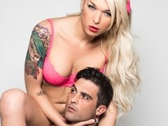 Lance Hart & Aubrey Kate in TS Girls On Top Video