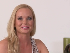 Incredible pornstar in Best Casting, Medium Tits adult scene