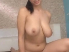 Exotic Japanese model Hana Haruna in Best Big Tits, Handjobs JAV scene