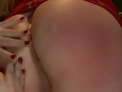 Hottest gaping, fetish sex scene with exotic pornstars John Strong, Cherry Torn and Aurora Snow fr.