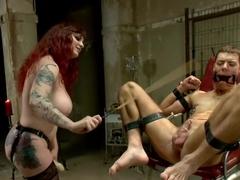 Mz Berlin's Casting Call Humiliation