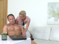 Hottest pornstars in Best Blonde, Small Tits adult movie