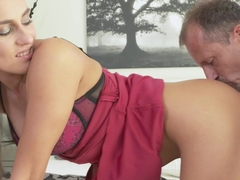 Fabulous pornstars Mea Melone, George in Exotic Small Tits, Big Ass porn clip