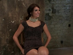 Cassandra Nix - Back For More - Live Bondage Show Part 1