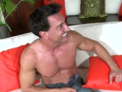 Amazing threesome featuring Marco Banderas